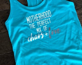 Motherhood The Perfect Mix of Chaos and Love