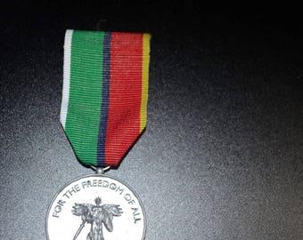 TRMN Dress Medal -B- Manticoran and Havenite 1905 - 1922 War