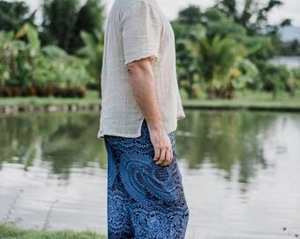 Men's Hippie Pants // Hippie Pants // Festival Pants // Festival Clothes // Men's Festival Pans // Men's Harem Pants // Men's Pants