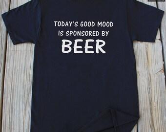 Beer T-Shirt Funny Gifts For Husband Dad Gift Grandpa Gift Beer Drinking Shirt Humor Shirt Alcohol Shirt Beer Party Shirt Beer Lover Gift