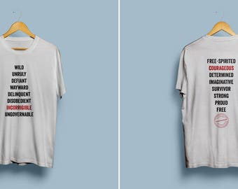 Incorrigibles Tee, the Incorrigibles Project