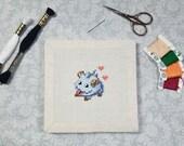 Cross Stitch Pattern - Po...