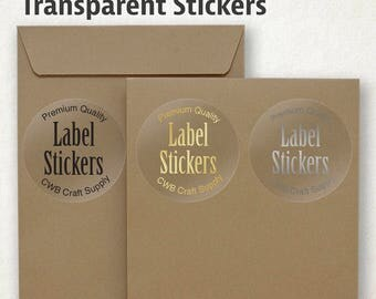 Gold Foil Stickers Etsy - Custom gold foil stickers