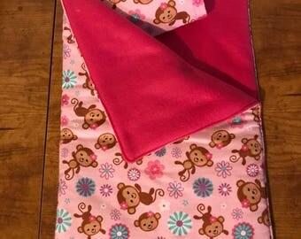Pink Little Monkeys
