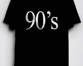 jaren 90 t shirt van de jaren negentig tops 90s mode 90 shirts 80s t-shirt jaren tachtig 70s shirt jaren zeventig top 00s t-shirt twee duizenden Tee Tumblr T Shirt