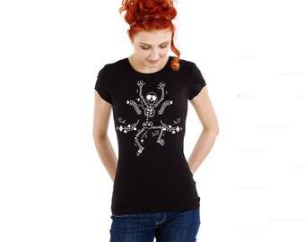 skeleton,halloween,girlfriend gift,gift for mom,shirt,funny tshirts,funny halloween shirt,halloween costume,gift for her, halloween costume
