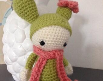 """Little Pixie Doll """"lutinou"""" cactus flower"""