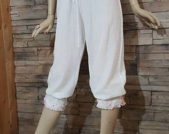 Sold !  Bloomers,Victorian undergarment,steampunk accessories,pantaloons (1)
