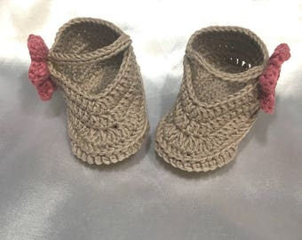Slippers all cotton baby 0-12 months