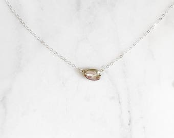 Gift For Her - The Rory Coffee Bean Necklace - But First Coffee - Gift For Wife - Gilmore Girls - Rory Gilmore - Coffee Beans - Coffee Gift