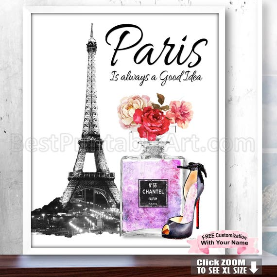 Ordinaire Paris Wall Art, Paris Bedroom Prints, Paris Artwork, Paris Bedroom Decor,  Girls Room Prints, Girls Room Art, Teen Room Art, Paris Bathroom