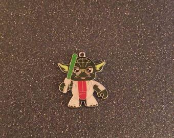 Star Wars Yoda charm