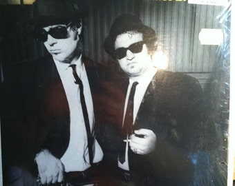 Blues Brothers Briefcase Full Of Blues Vinyl Record Album