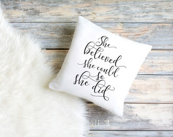 Farmhouse Pillows With Sayings