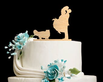 Cat wedding cake topper,cat wedding cake,cat wedding,fluffy cat cake,fluffy cat cake topper,cat cake topper wedding,persian cat cake,6732017