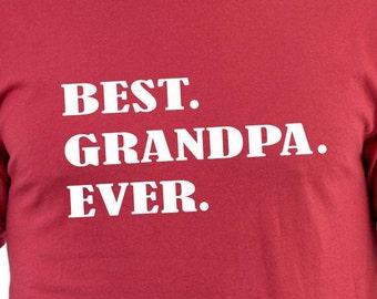 Best. Grandpa. Ever. T-shirt