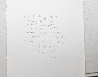 Shauna Niequist Quote   Custom Book Quote