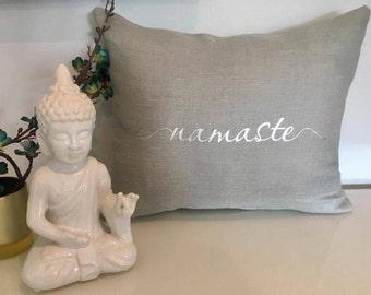 Namaste Decorative Pillow