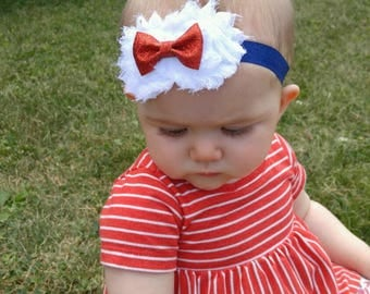 Tied with a bow Headband | Custom