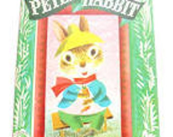 1955 Vintage Book - Peter Rabbit - by Beatrix Potter