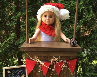 Doll Stand - Hot Cocoa