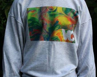 VC Clothing Designed SweatShirt - Psychotropic Sweater