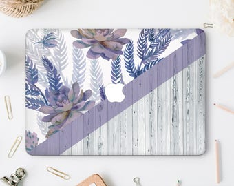 Wood Macbook Pro 13 Case Flowers Macbook Air Hard Case Mac Book Pro Case 12 Macbook Case Floral Pro 15 Macbook Mac Pro Retina Case DV039