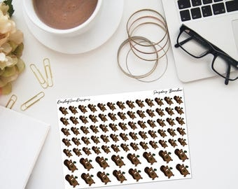 Payday Beecher Stickers   Planner Stickers