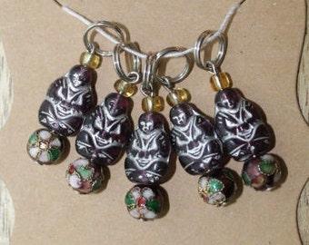 Budha Stitch Markers