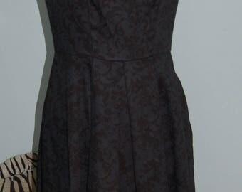 Vintage Laura Ashley dress size 12