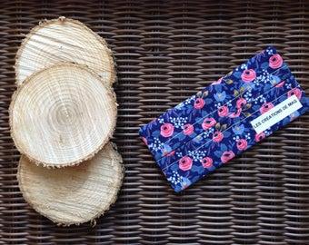 Pockets for handkerchiefs, hankies, handkerchiefs, flowers bag case