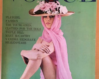 Vogue magazine July 1964