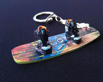 Keychain wakeboard (copy of the original)