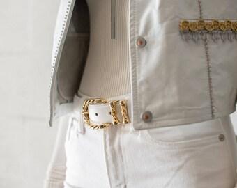 LITTLE WHITE LIES belt