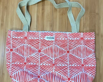 Reversible Beachbag