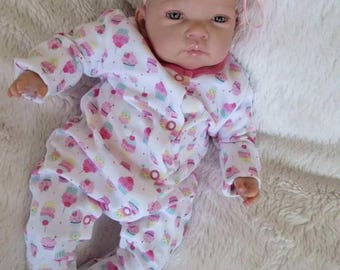 Beautiful AWAKE Reborn Baby Girl ... #RebornBabyDollART UK