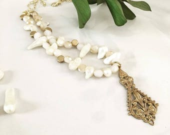 The Beaufort necklace