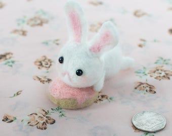 Felted Bunny