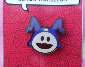 Little Jack Frost Pin