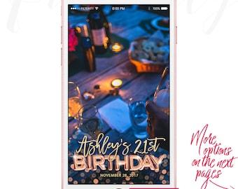 Snapchat Geofilter Birthday, Snapchat Filter Birthday, Birthday Geofilter, Birthday Snapchat Filter, Birthday Filter, Snapchat Geofilter