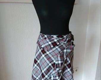 Ladies skirt, skirt, kilt, women kilt, Plaid, skirt, skirt, DK wool skirt, kilts, kilted skirt