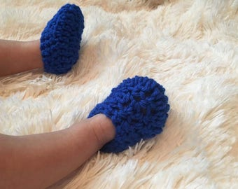 Customizable Baby Booties/Footies