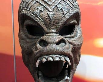 M'Baku ceremony mask