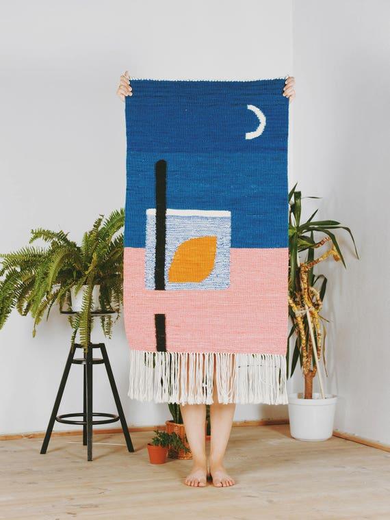 MOONLIGHT | Handwoven kilim