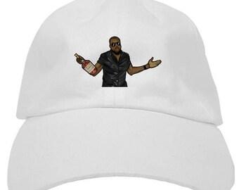 Kanye West OG Hat Dad Cap