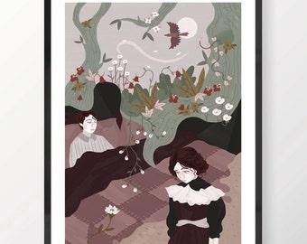 The Secret Garden Print 5/6