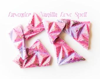 Lavender Vanilla Love Spell Wax Melts (4.2 Oz.) - Wax Melts Dupe - Designer Fragrances - Designer Wax Melts - Wax Melt Brittle - Wax Melts