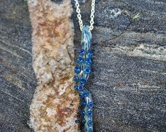 Glass Tentacle Pendant