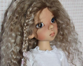 Doll wig bjd msd Kaye Wiggs blythe goat. For order