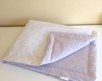 Baby blanket batiste cotton & linen